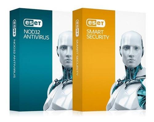 eset nod32 antivirus / internet security