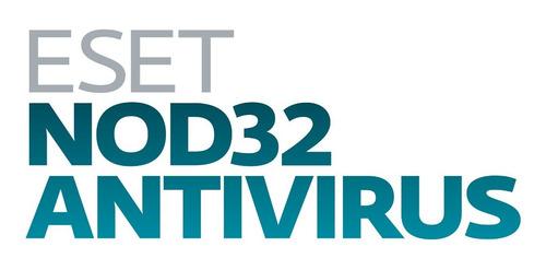 eset nod32 antivirus v13 / licencia original 3 pc 2 años