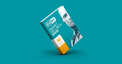 Eset Smart Security Premium 2019 - 1 Ano