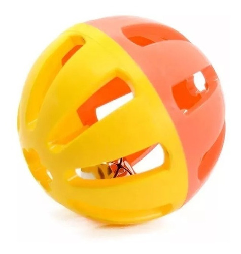 esfera con cascabel duravit primera infancia - vavi toys