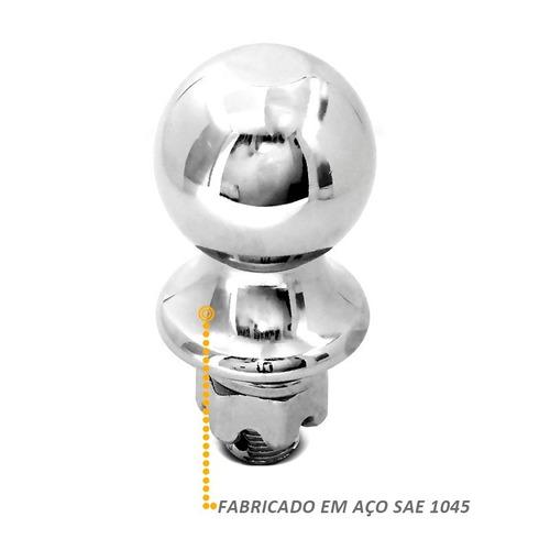 esfera cromada,bola reboque , engate carretinha