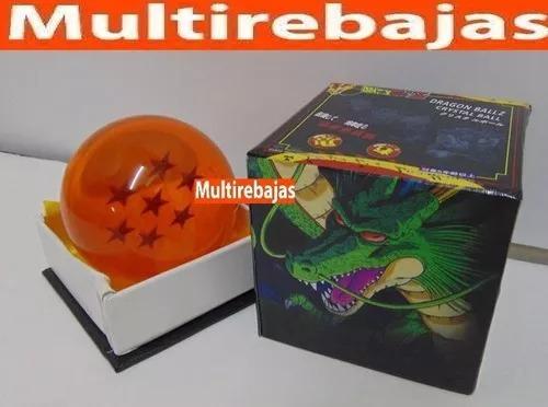esfera de dragón ball z de coleccion