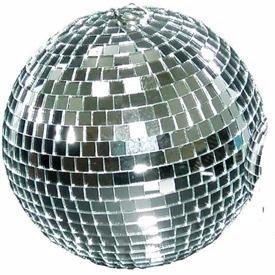 esfera de espejos de 20cm effa´s party