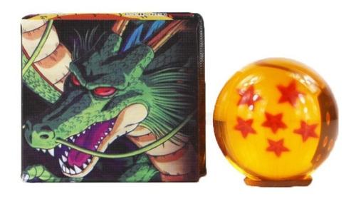 esfera del dragón ball z tamaño 7.6 cm + estuche original