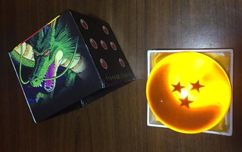 esfera del dragón original ban dai, 7.6 pulgadas, unidad