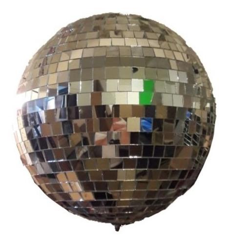 esfera espejada bola boliche 25 efecto dj el mejor precio