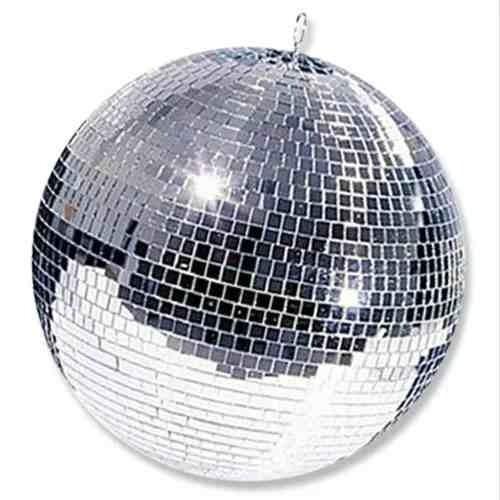esfera espejada bola boliche 30 efecto dj el mejor precio