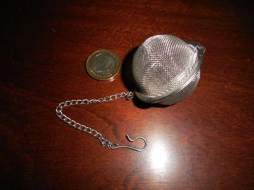 esfera infusor de té...