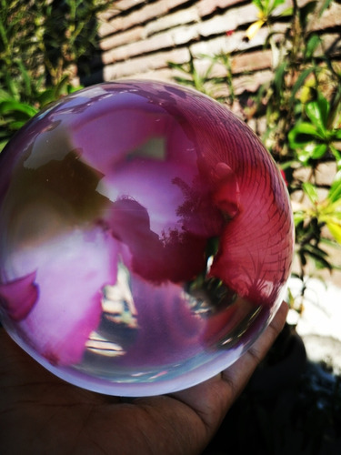 esfera transparente feng shui