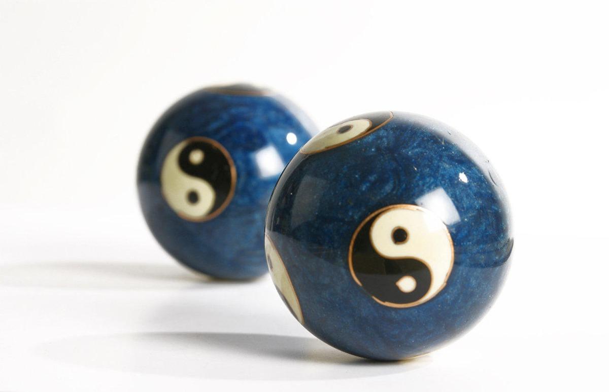 esferas chinas de la salud