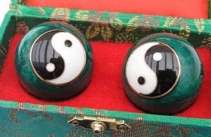 esferas chinas - el bienestar en tus manos  $ 400