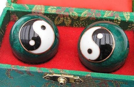 esferas chinas para relajacion , strees, concentracion, ect