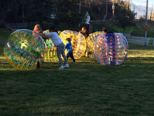 esferas chocadoras bumper ball