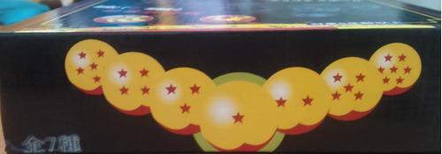 esferas de dragon ball