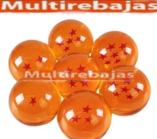esferas de dragon ball z