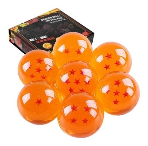esferas de dragón ball z caja original kit 7