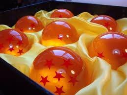 esferas de dragón ball z originales