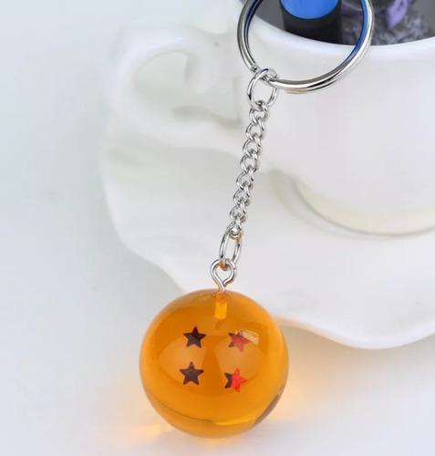 esferas del dragon llavero 4 estrellas dragon ball full12