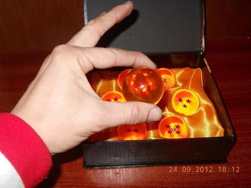 esferas del dragon original bandai