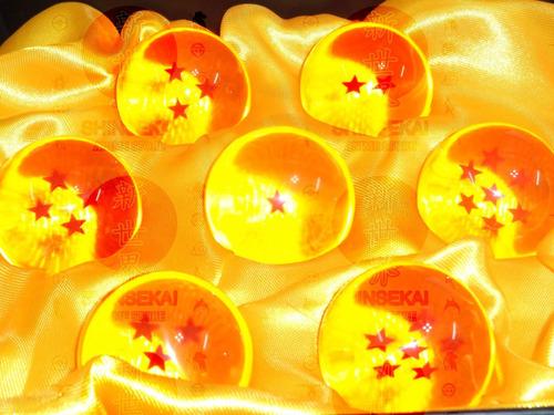 esferas del dragón originales