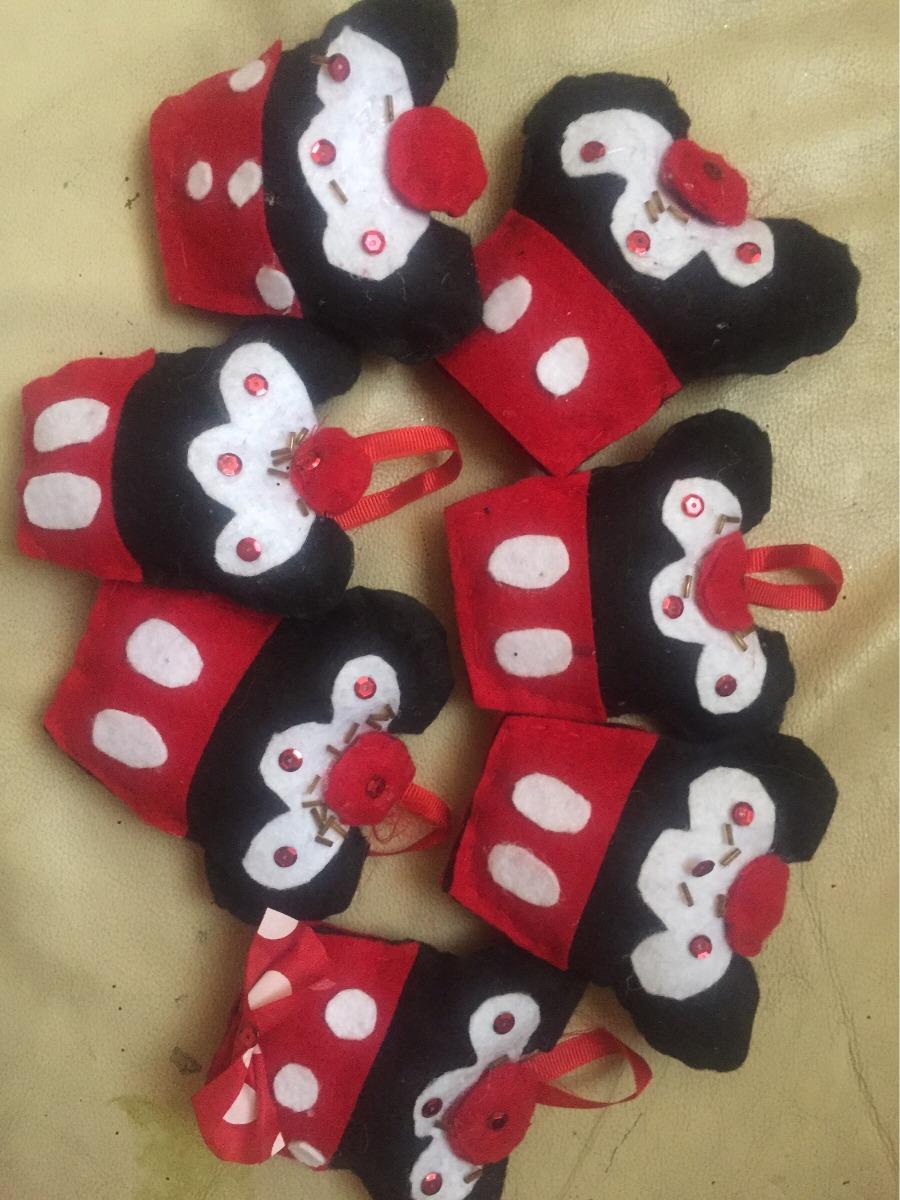 Mickey mouse esferas for Adornos navidenos mickey mouse