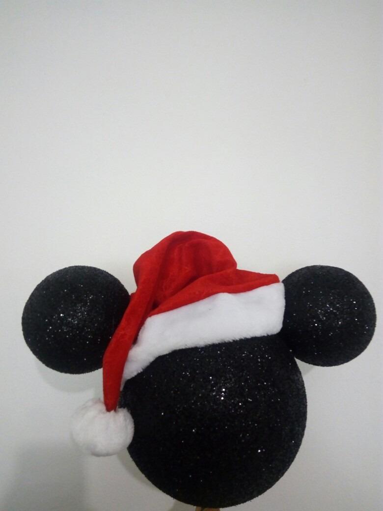 Esferas Navideñas De Mickey Mouse