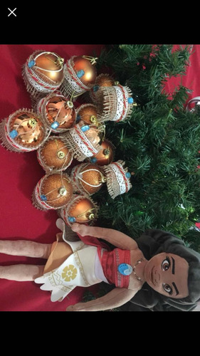 esferas navideñas disney