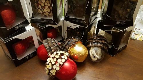 esferas navideñas excelente oportunidad!!! mayoreo catalogos