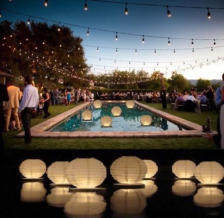 Esferas para decorar albercas en mercado libre for Decoracion para albercas