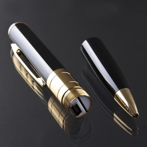 esfero boligrafo dvr espia hd pen lapicero mini camara 16gb