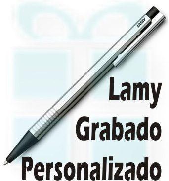 esfero lamy original personalizado regalo mgrabados ref. 205