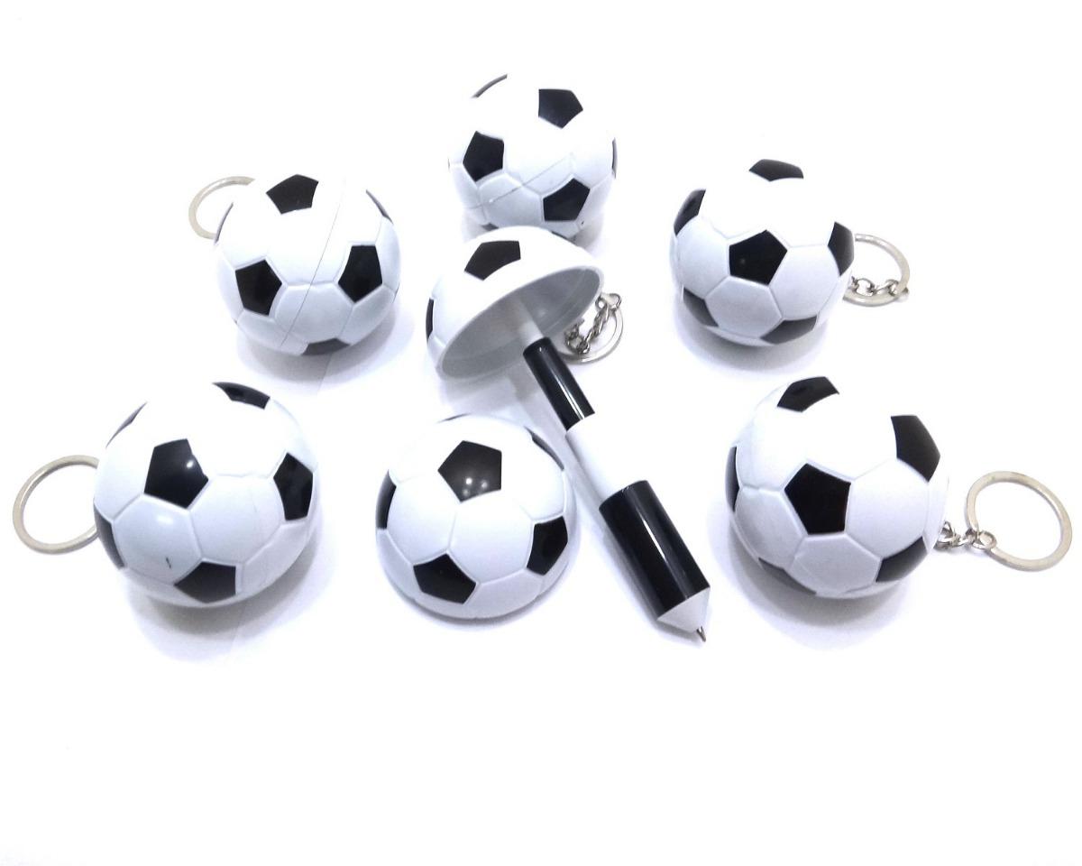 Esfero Lapicero Diseño De Pelota De Fútbol Piñata Sopresa 12