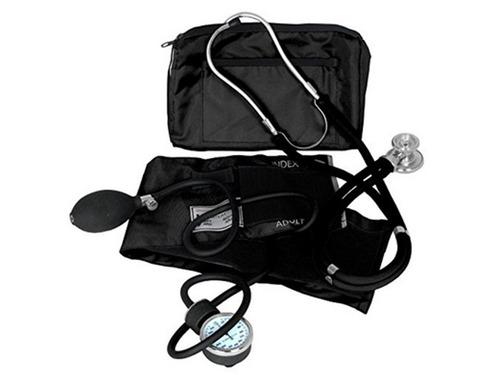 esfigmomanometro, estetoscopio,oferta! doble manguera