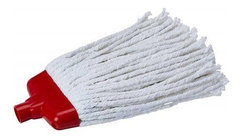 esfregão profissional para limpeza em algodão - prana