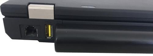 esgotado notebook lenovo t420 - i5 - memória 4gb - sem hd