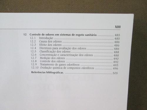 esgoto sanitario,coleta,transporte,tratamento e reuso 1ª ed.