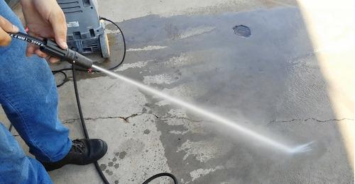 esguicho regulável + mangueira lavadora alta pressão 6mt