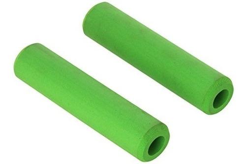 esi grips extra chunky mtb grip, verde- envío gratis