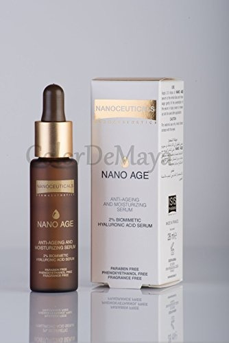 ésis pharma nano edad anti aging tratamiento serum whit á