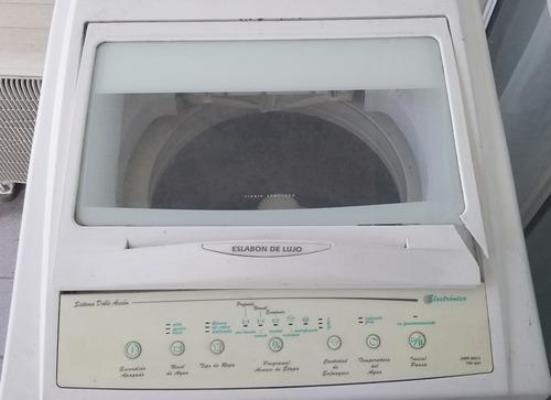 eslabón lujo lavarropa