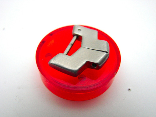 eslabon para reloj tag heuer link 17.8 mm