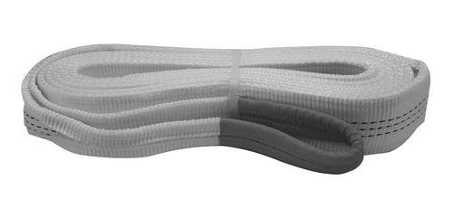 eslinga de 4 ton 5 mt izaje linga certificada x 2 unidades