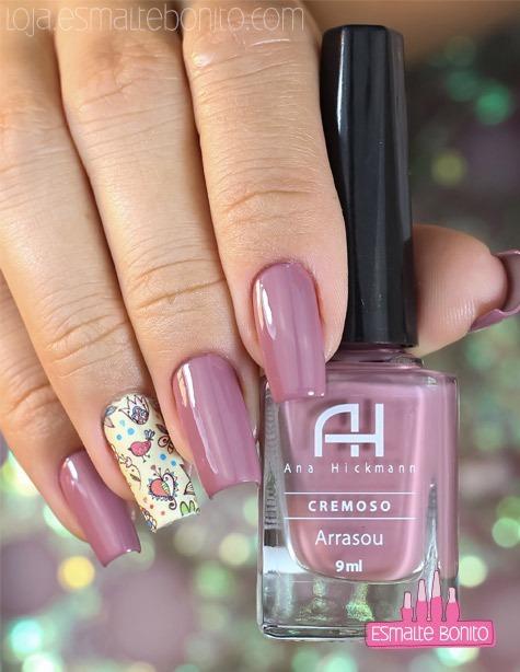 Esmalte Ana Hickman Arrasou - R  14,90 em Mercado Livre b586cec50e