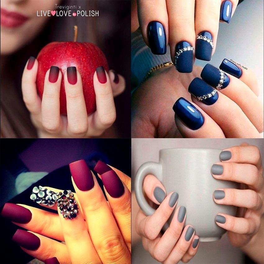 Cual es el mejor color de uñas para vestido naranja