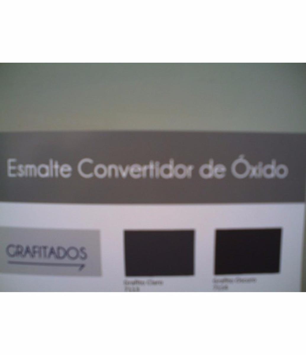 Esmalte con convertidor de xido promet 3 en 1 por 0 9 lts - Convertidor de oxido ...