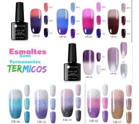 c8395d4efe Esmalte De Uñas Que Cambia De Color Con El Sol Unas - Maquillajes en  Mercado Libre Colombia