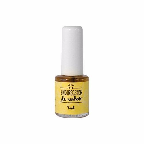 esmalte endurecedor c/ cálcio, vitaminas a, e + formol