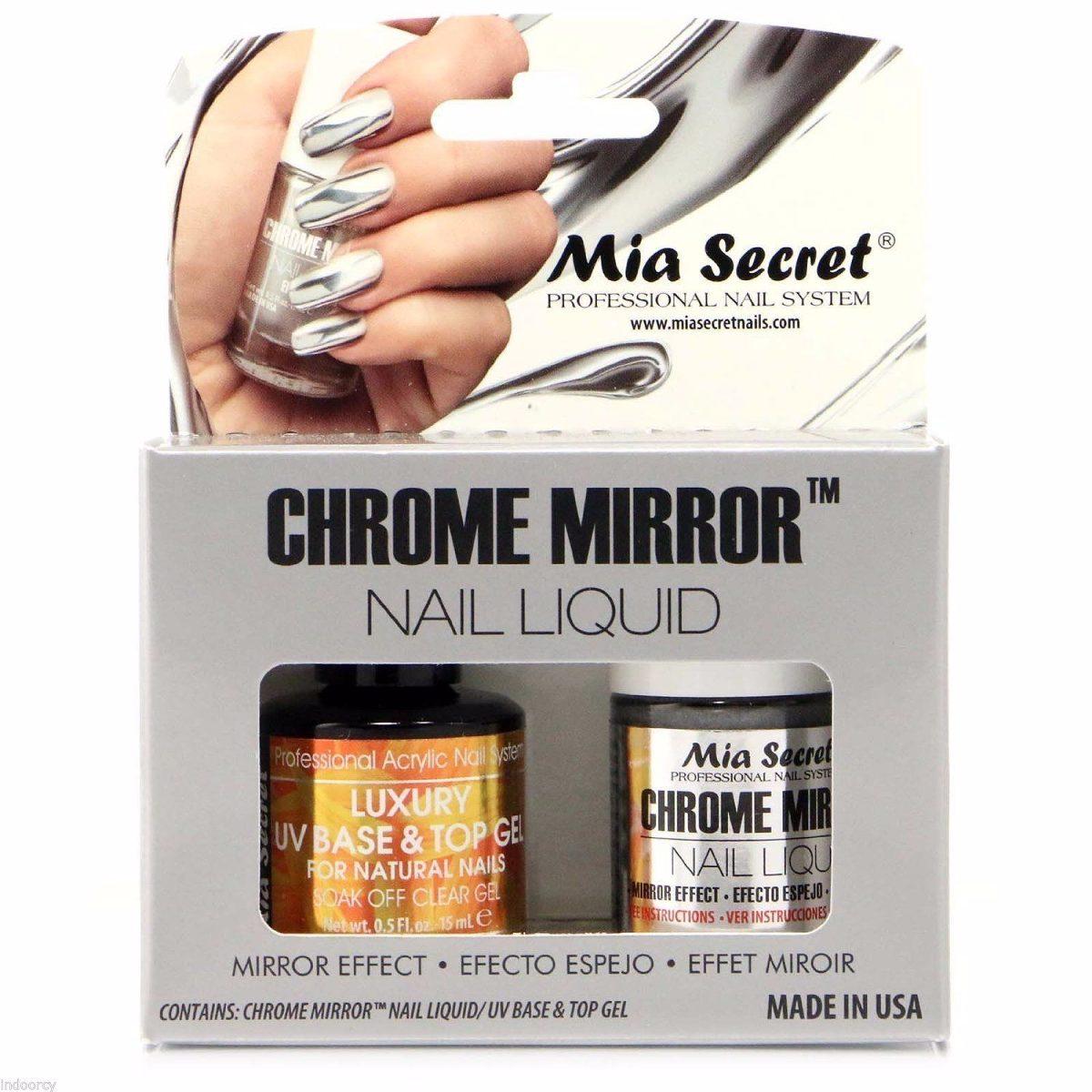 Acrilico Cristal Mia Secret en Mercado Libre México