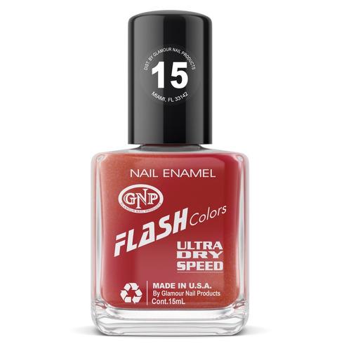 esmalte flash colors de gnp 15ml nro.15