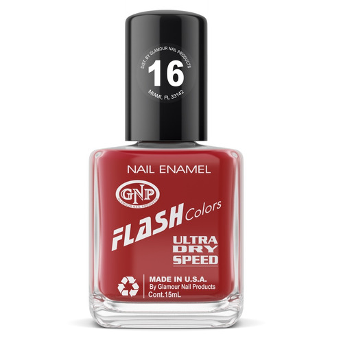 esmalte flash colors de gnp 15ml nro.16